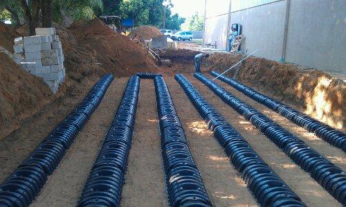 Valrico Florida Septic Tank Install