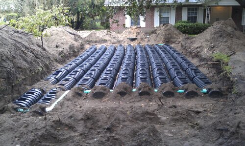 Drainfield installation cost
