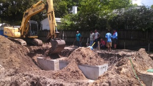septic tank installation in Florida