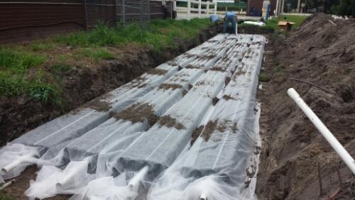 Septic Drain field Repair and Replacement Tampa, FL