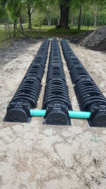 Wesley Chapel Septic Drainfield