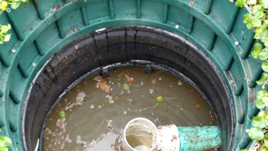 Septic tank risers and lids